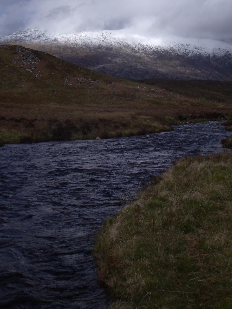 Et profonde, cette rivière...